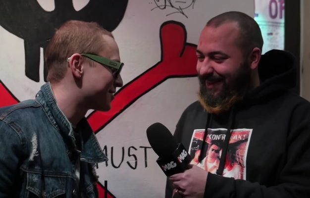 Rockstar Steez Tour pt. 1 – Praha – Samey, Dalyb, Zayo (Rozhovor)