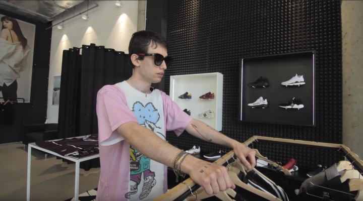 Shop N' Talk – SAMEY