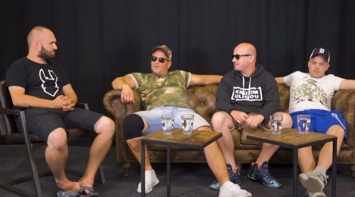KAIDŽAS, SVETOVÝ HLAS a DJ LUCCO (Zlý Zajo Rozhovor)
