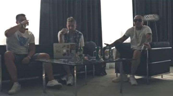 SUKNAR MUZIK – Nejsom prekvapený ft. DELIK, PALERMO, DAWE WHITE