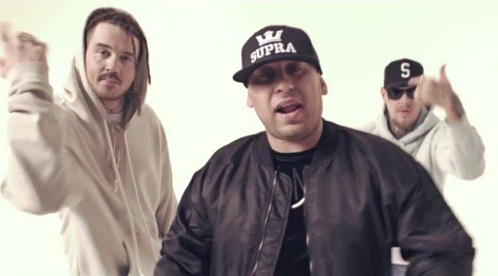 MEGA M – Padaj von ft. DMS